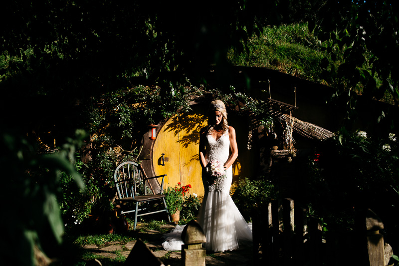 Hobbiton Matamata Wedding-094